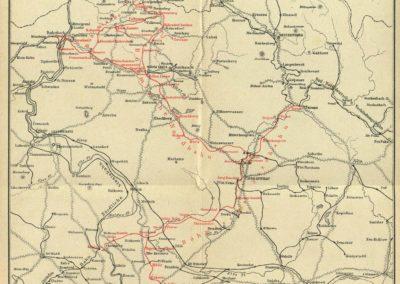 Česká severní dráha 1886